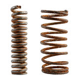 Old Rusty Springs Royalty Free Stock Photography