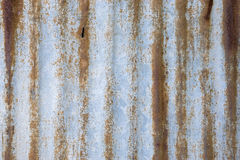 Old and rusty steel plate Royalty Free Stock Images