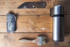 Old rusty tool Stock Image