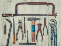 Free Old Rusty Tools Stock Photo - 76475290