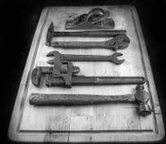 Old Rusty Tools Stock Photos