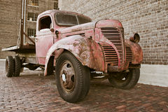 Old rusty truck Stock Images
