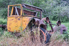 Old Rusty Truck Royalty Free Stock Images