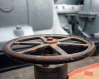 Old rusty valve Stock Image