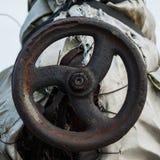 Old rusty valve Stock Photos