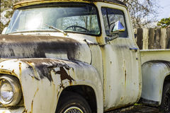 Old Rusty Vehicle Stock Photo