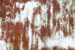 Old rusty vintage iron metal background Stock Images