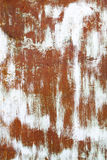 Old rusty vintage iron metal background Royalty Free Stock Photos