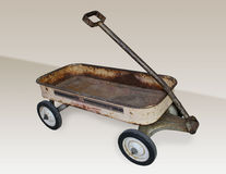 Old Rusty Wagon Royalty Free Stock Images