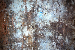 Old rusty wall Stock Photo