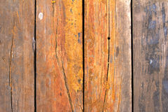 Old Rusty Wood Deck Texture Royalty Free Stock Photography