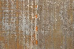 Old rusty metal background or texture Stock Photos