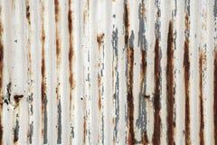 Free Old Rusty Zinc Plate Surface Galvanized, Corrugated Iron Siding Vintage Texture Background. Stock Photos - 177929003