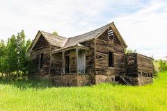 Old 1800`s House in Cripple Creek Colorado Royalty Free Stock Photography