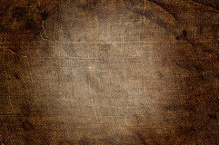 Old sack cloth background Royalty Free Stock Photography