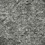 Old sack monochrome  background. Material sacking monochrome background texture Stock Photo
