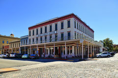 Old Sacramento Stock Photos