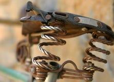 old saddle Στοκ εικόνες με δικαίωμα ελεύθερης χρήσης
