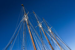 Old sail Royalty Free Stock Photography