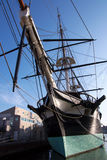 Old sail ship in Baltimore Royalty Free Stock Photos