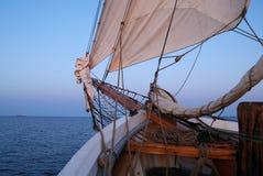 Old sailboat Royalty Free Stock Photo