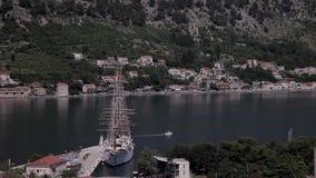 Old sailboat. Stock Image