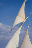 Old sailing boat Royalty Free Stock Photos