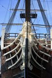 Old sailing boat Royalty Free Stock Photo