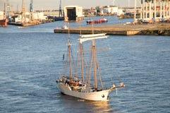 Old sailing boat Royalty Free Stock Photo