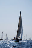 Old sailing boats in Imperia Royalty Free Stock Image