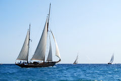 Free Old Sailing Boats In Imperia Stock Photography - 6403142