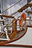 Old sailing ship Royalty Free Stock Photos