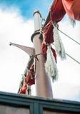 Old sailing ship. Royalty Free Stock Photos