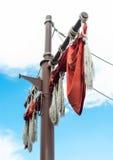 Old sailing ship. Stock Photography