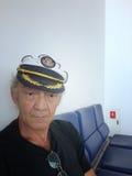 Old sailor Stock Photo