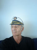 Old sailor Stock Photography