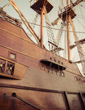 Old sailship Royalty Free Stock Image