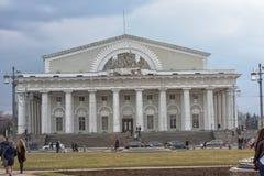 Old Saint Petersburg Stock Exchange Royalty Free Stock Photography