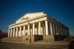Old Saint Petersburg Stock Exchange Royalty Free Stock Photography