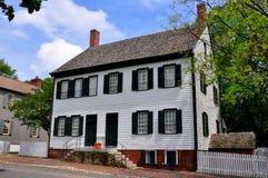 Old Salem, NC: John Plum House Royalty Free Stock Photo