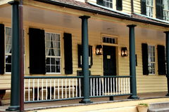 Old Salem, NC: Old Salem Tavern Royalty Free Stock Photo