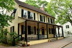 Old Salem, NC: Old Salem Tavern Royalty Free Stock Image