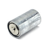Old salt battery Royalty Free Stock Image