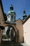 Old Salzburg stock photography