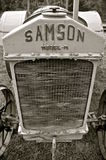 Old Samson Model M tractor Royalty Free Stock Images