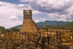 Old San Geronimo Church Ruins Stock Photos