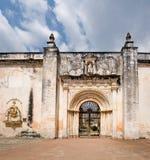 Old San Jose cathedral ruins Royalty Free Stock Image