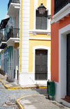 Old San Juan Royalty Free Stock Photos