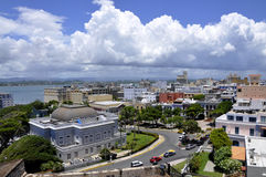 Old San Juan. Puerto Rico royalty free stock images
