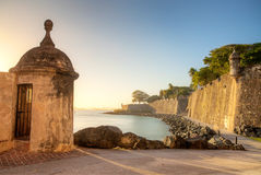 Old San Juan Royalty Free Stock Image